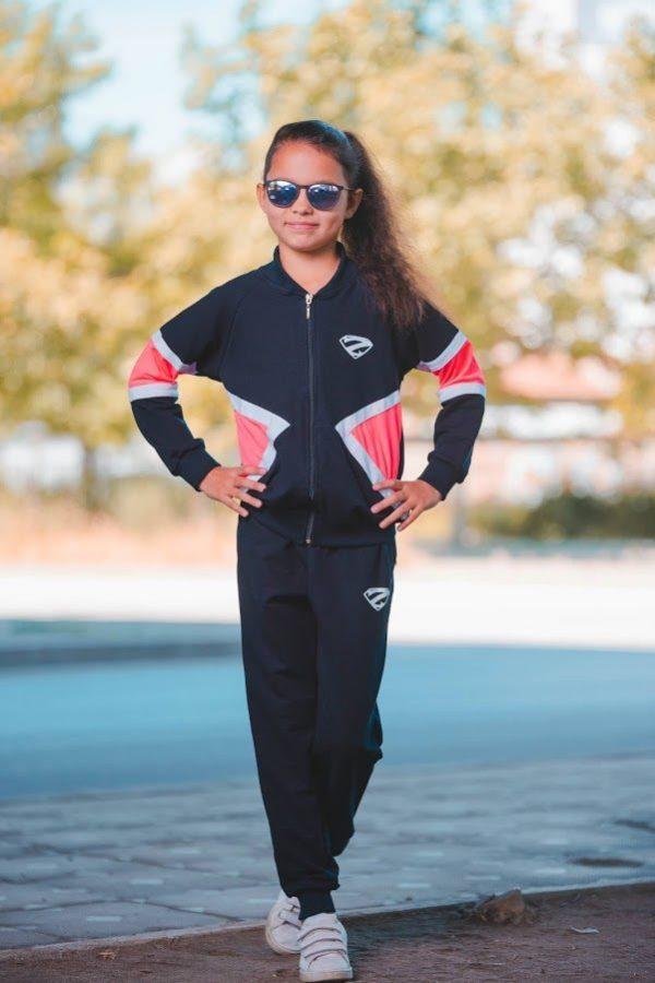 Детски спортен екип ZeroX 301