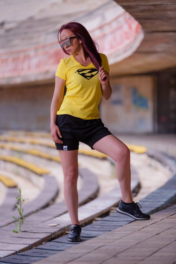 Дамски летен спортен сет код 345